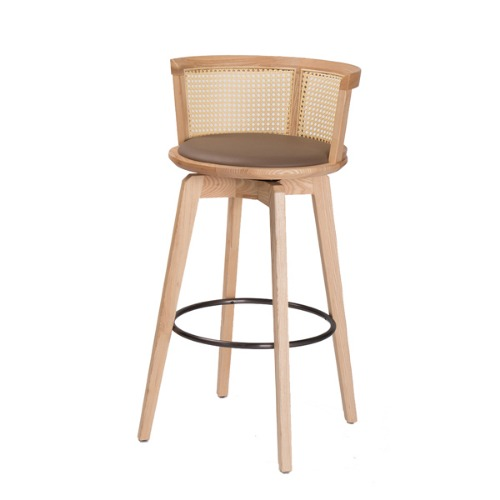 C502 Ratan Bar Chair(C502 라탄 바 체어)
